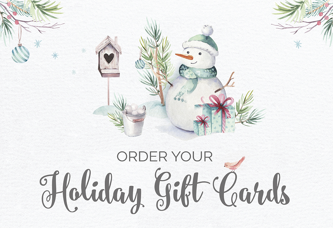LEONHARDS Holiday Gift Cards